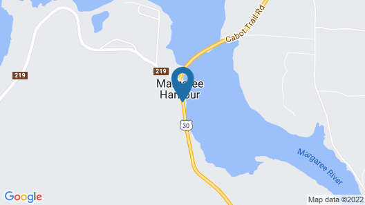 Duck Cove Inn Map