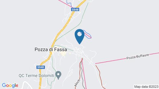 Majon de la Nona Map