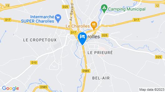 Maison Doucet Map