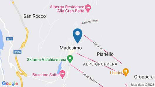 Hotel Emet Map