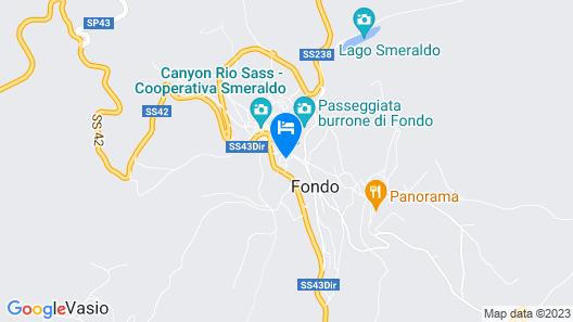 Lady Maria Hotel & Resort Map