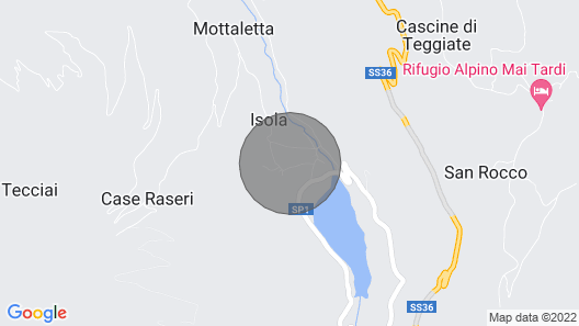 Apartment Chalet in Madesimo - 4 Persons, 2 Bedrooms Map