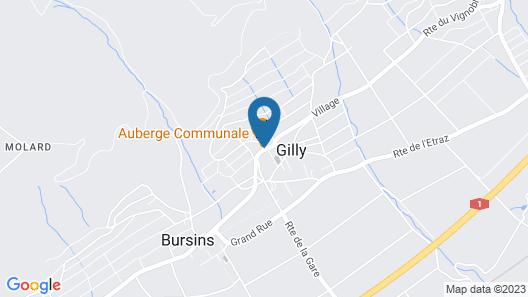 Auberge Communale Map