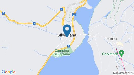 Albana Hotel Silvaplana Map