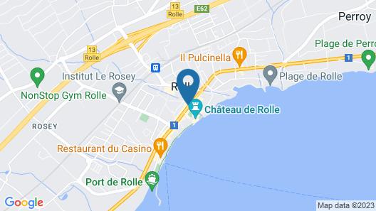 L'HÔTEL by Hostellerie du Château Map