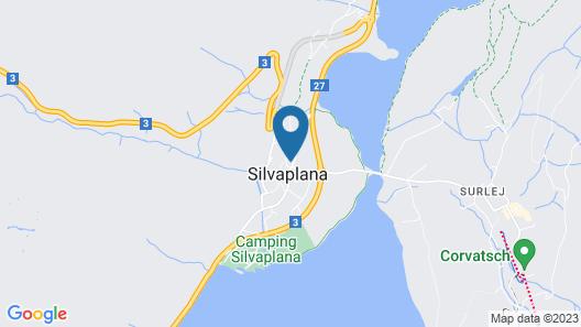 Chalet Maistra Map