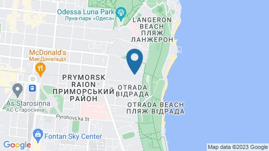 Panorama De Luxe Map