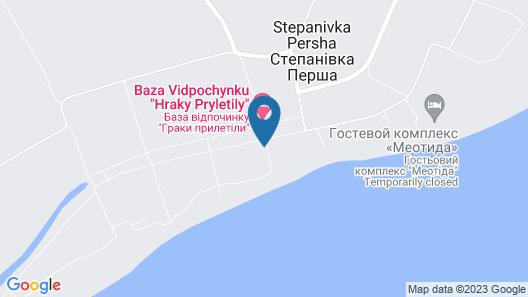 Hotel Albatros Map