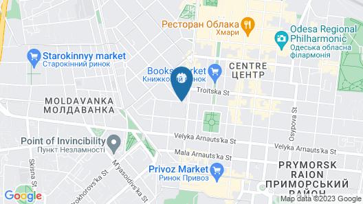 Zirka Hotel Map