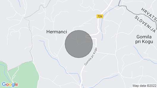 Liveza House, Hermanci 8a , 2275 Miklavz PRI Ormozu Map