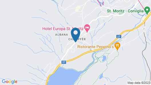 Giardino Bed & Breakfast Map