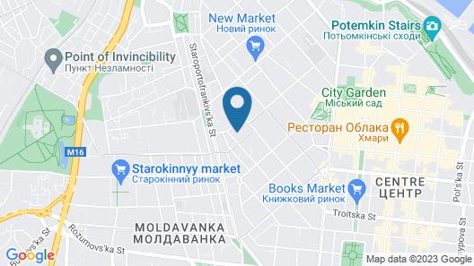 Solarhotel Map