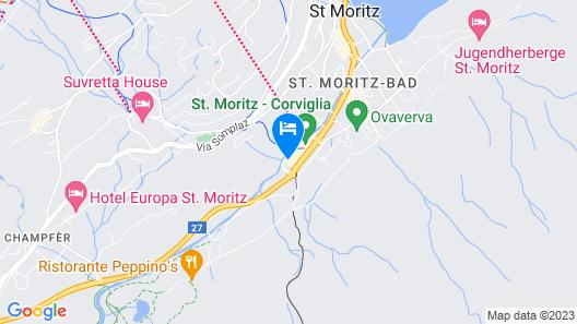 Hostel Pitsch Map