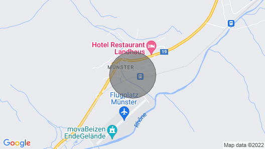 3 Bedroom Accommodation in Münster Map