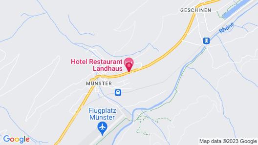 Landhaus Map