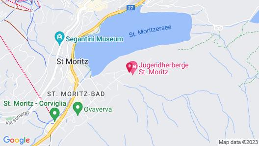 Hotel Stille Map