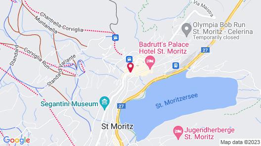 PETIT STEFFANI Map