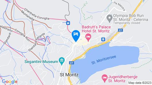 Hotel Steffani Map