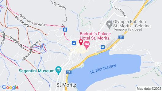 Art Boutique Hotel Monopol Map