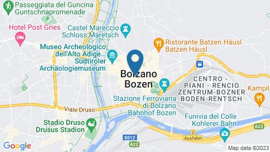 Residence Fink Map
