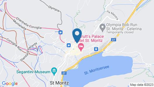 Hotel Arte Map