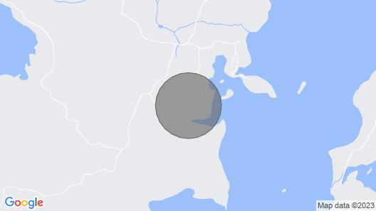 Beautiful Camp on Lake Michigamme Map