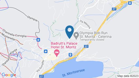Hotel Bären Map