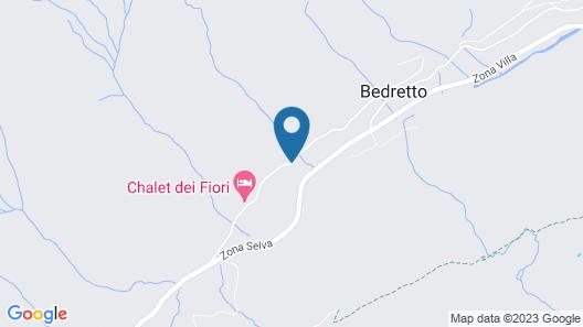 Chalet Stella Alpina Hotel & Wellness Spa, The Originals Relais Map