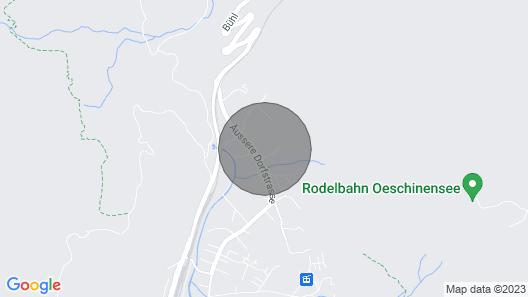 Apartment Arvenwald in Kandersteg - 4 persons, 2 bedrooms Map
