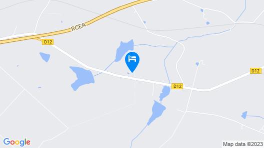 Le Domaine Du Mijarnier Map