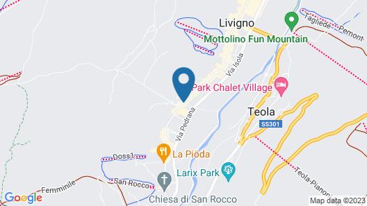 Residence Casa Longa Map