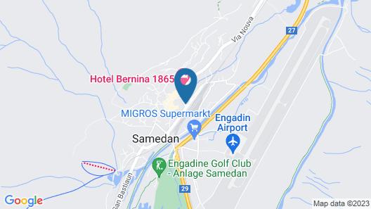Hotel Terminus Map