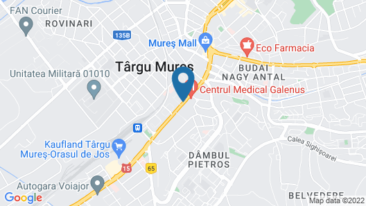 Hotel Privo Map