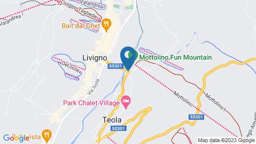 Chalet Mottolino Map