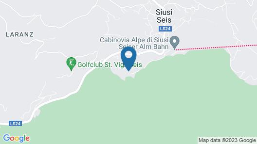 Salegg Map