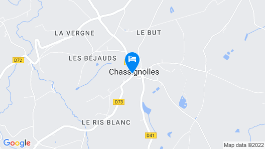 Hotel La Grange  Map