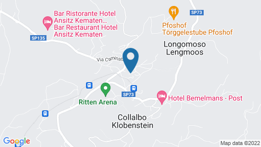 Pensione Sonnen Residence Map