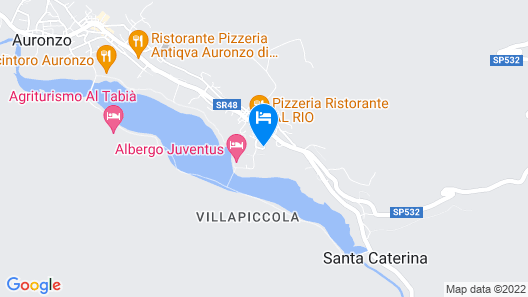 Residence Al Lago Map