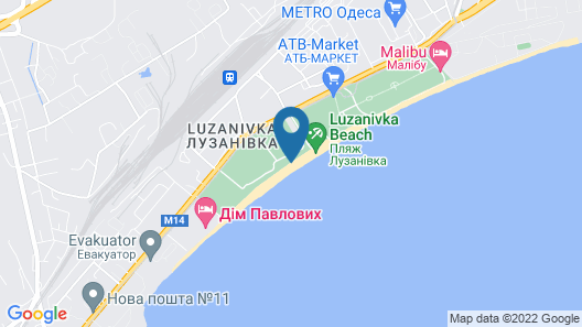 Savanna Map