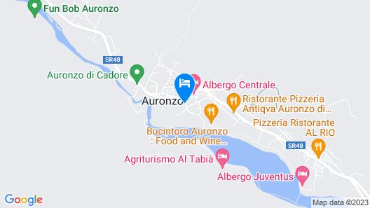 HOTEL DIANA Map