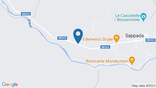 Resort Borgo al Sole and Spa Map