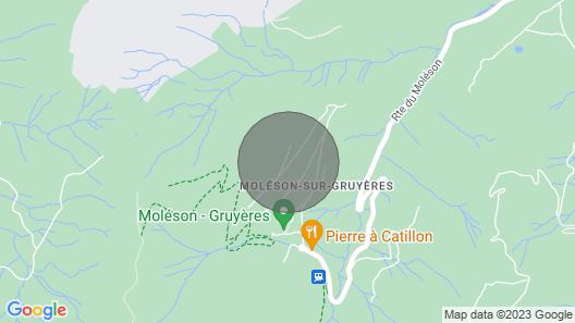 Vacation home Moléson C46 in Moléson-sur-Gruyères - 6 persons, 3 bedrooms Map