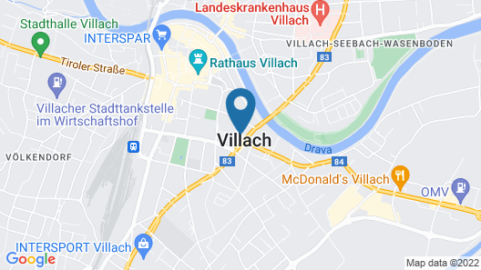 Globo Plaza Map
