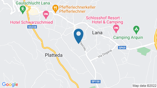 Apartments Obermayr Map
