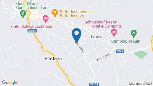 Hotel Gschwangut Map