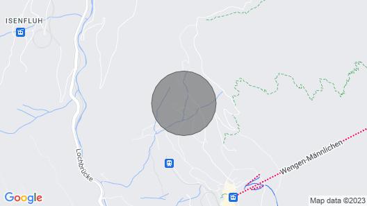 Chalet Ledibach Duplex Map