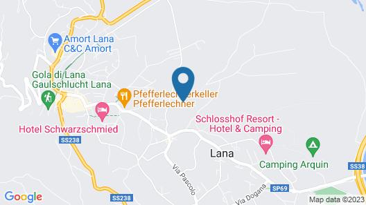 Im Tiefenbrunn Map