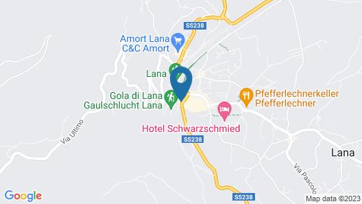 Landhaus am Gries Map