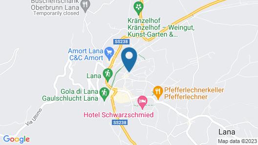 Boutique Hotel Jardis Map