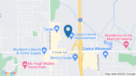 Home2 Suites by Hilton Helena Map